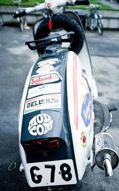 Lambretta tv175 streetracer