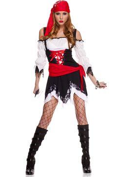 Pirate Costume Dress