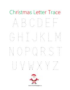 christmas tracing words practice your child will be writing his own holiday cards in no time. Black Bedroom Furniture Sets. Home Design Ideas