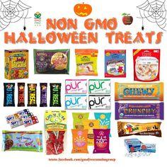 GMO free Halloween