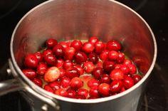 SCD Cranberry Sauce mmmmm....