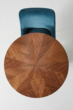 Quillen Marquetry Bistro Table | Anthropologie