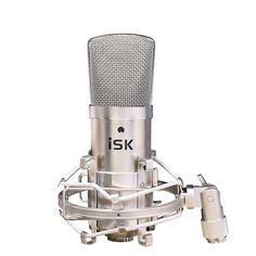 ISK BM-800 is a professional condenser microphone, which utilizes a 34mm diameter gold plated diaphragm capsule.   The microphone consisting of a good cardioids polar pickup pattern, high output and, low self-noise, and the accurate reproduction of even the most subtle sound makes...  http://www.etproma.com/products/ni5l-hot-sale-isk-bm-800-condenser-microphone-professional-recording-microphone-music-create-broadcast-and-studio-microphone/  #shopping #onlineshop #bargain