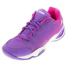 Prince Women's T22 Lite Tennis Shoes (Purple/Pink) (6 B(M... https://www.amazon.com/dp/B01C68CO7U/ref=cm_sw_r_pi_dp_x_YNSzyb03AR6G1