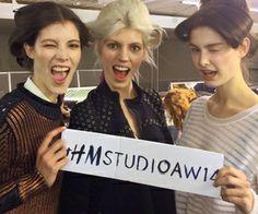 Το παριζιάνικο show της συλλογής H&M Studio! Check it out!