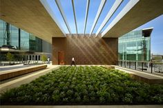 The Bill & Melinda Gates Foundation is the Largest LEED Platinum Non-Profit Building in the World | Inhabitat - Green Design, Innovation, Architecture, Green Building