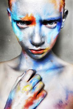 Photographer Polina Vinogradova  (Specially for Bast-Magazine)