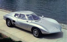 1962-1963 Corvair Monza GT concept car: