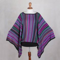 Made Clothing, Piece Of Clothing, High Fashion Outfits, Girl Fashion, Wool Sweaters, Pullover Sweaters, Diy Shirt, Fall Wardrobe, Shades Of Purple