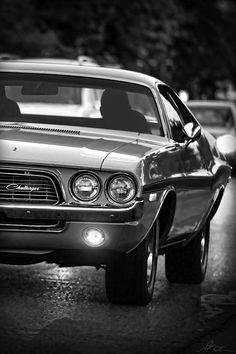 1972 Dodge Challenger - by Gordon Dean II