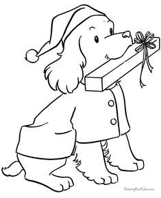 Dog coloring book pages Find beautiful coloring pages at TheColoringBarn.com!