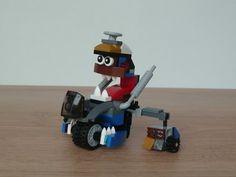 LEGO MIXELS AQUAD SLUSHO MIX or MURP? Instructions Lego 41564 Lego 41550 - YouTube