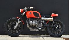 Bmw R60/6 XC#2 by Xrambler Cycles