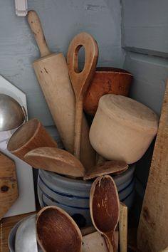 Svenngården: Før og etter: #prosjektGjerde - Kjøkken Rustic, Kitchen Inspiration, Brown, Home Decor, Ideas, Country Primitive, Homemade Home Decor, Brown Colors, Farmhouse Style