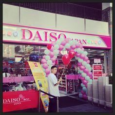 Daiso Japan Korea Town in Los Angeles, CA