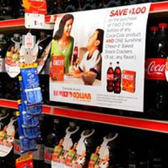 CPG brands and Retailers are working together to bring more value to customer. #point-of-purchase