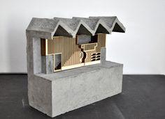 Knowledge Scape Interventions - ARCHITECTURE | Sasha CisarTHIRD SPACE