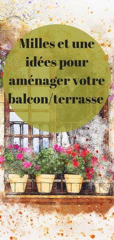 La question est: comment profiter au mieux du petit espace des balcons en garantissant ce petit coin de loisir et de détente?#balcon #meubles #terrasse #balconygardening #casasmodernas #bonheur #aménagement #diyhomedecor #decoración #décorations