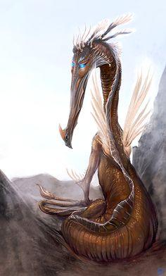 airy fairy dragon by *Wallasaurus on deviantART