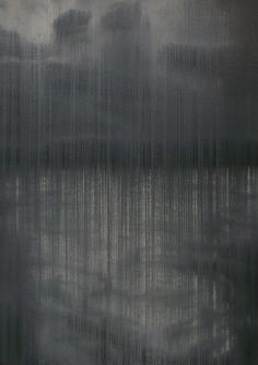 "Akihito Takuma; Oil 2007 Painting ""Lines of Flight,op.276"""