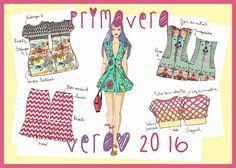 Tendências I Love Fashion: Lançamento Coleção Primavera Verão 2016!