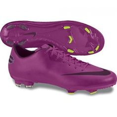 super popular 4a269 5f890 These hot pink soccer cleats are everything you would come to expect from  Nike. Pink