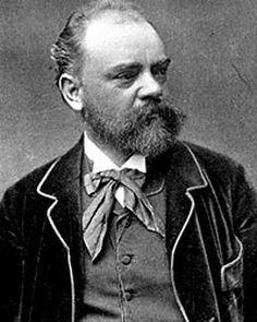 Hungarian composer Antonin Dvorak