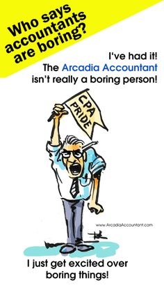 It's so unfair! I'm not really boring!