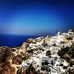 Santorini, classically Thera, and officially Thira; is an island in the southern Aegean Sea, about 200 km southeast of Greece's mainland.