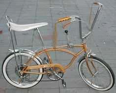 schwinn stingray 1968 | Bicycle Picture of the Day: 1968 Schwinn Sting-Ray Five Speed