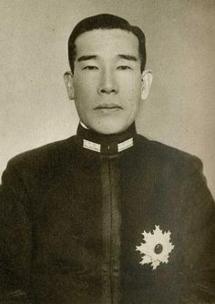 Admiral Kiyoshi Hasegawa (長谷川 清 Hasegawa Kiyoshi?, 7 May 1883 - 2 September 1970) was an admiral in the Imperial Japanese Navy and the 18th Governor-General of Taiwan during most of the Pacific War, serving from December 1940 to December 1944.