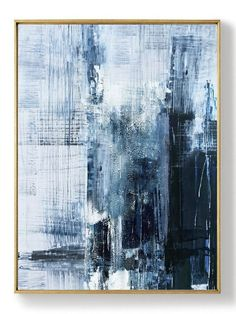 Items similar to Original Deep Blue Abstract Art,Minimalist Abstract Painting,Large Abstract Oil Painting,Living Room Art Painting,Large Wall Canvas Painting on Etsy Blue Abstract Painting, Painting Art, Painting Flowers, Painting Tools, Abstract Oil Paintings, Portrait Paintings, Indian Paintings, 3 Canvas Painting Ideas, Watercolor Painting
