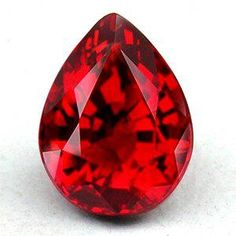 RUBY is the symbol of ardent love, its blazing colour ranging from red to purple linked it to two Greek Gods: ARES, God of war and CRONOS who controlled passion. The ruby was said to inflame lovers and was believed to glow in the dark, it is also the birthstone for cancer birthdays