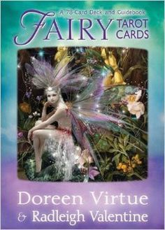 Fairy Tarot Cards – Body Mind & Soul