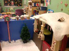 My Christmas classroom