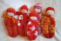 Sock dolls photo