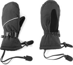 Keep those little fingers warm! REI Timber Mountain Ski Mittens - Kids'