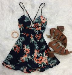 Aloha Romper from privityboutique