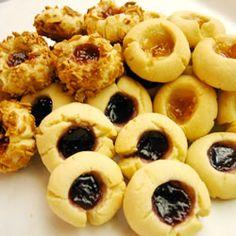 Jam Filled Butter Cookies Allrecipes.com