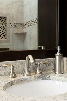 Granite and Undermount sink
