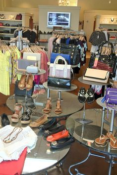 """Best Tennessee Boutique: Lola B, Knoxville (From """"50 States of Shopping: Show Your National Pride by Shopping in the Country's Best Boutiques,"""" Elle, June 2012)"""
