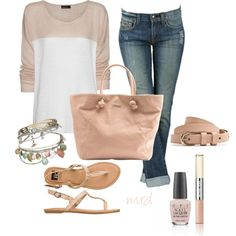 """""""Blush"""" by michelled2711 on Polyvore"""