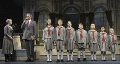 sound of music costumes ideas | These costumes look sad. Right idea, wrong fit and lack detail.