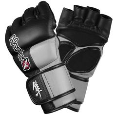 Hayabusa Tokushu 4oz MMA Gloves Black Training Sparring Mixed Martial Arts Fight | eBay