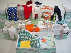 Baby kit from Finland - I find this one a wonderful idea! Check it out on http://get.finnishbabybox.com/