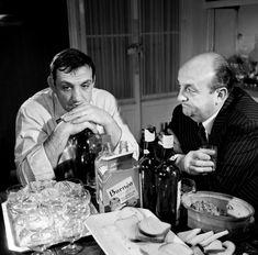 CINÉMA - En 1963, Georges Lautner connai ait la consécration avec Les Tontons flingueurs, une comédie portée par les répliques cultes du dialoguiste Michel Audiard.