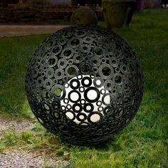 Dekoracyjna lampa zewnętrzna FATMIRE 3000005