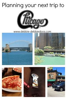 Planning your Chicago vacation. Let me help you build the best itinerary.