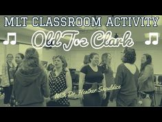 Old Joe Clark - Improvisation Classroom Activity with Dr. Heather Shouldice - YouTube A Classroom, Classroom Activities, Learning Theory, Michigan State University, Music Theory, Teaching, Youtube, Class Activities, Education