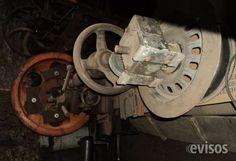 torno mecanico usado  Torno alemán usado antiguo : volteo bajo esc ..  http://los-andes.evisos.cl/torno-mecanico-usado-id-607976